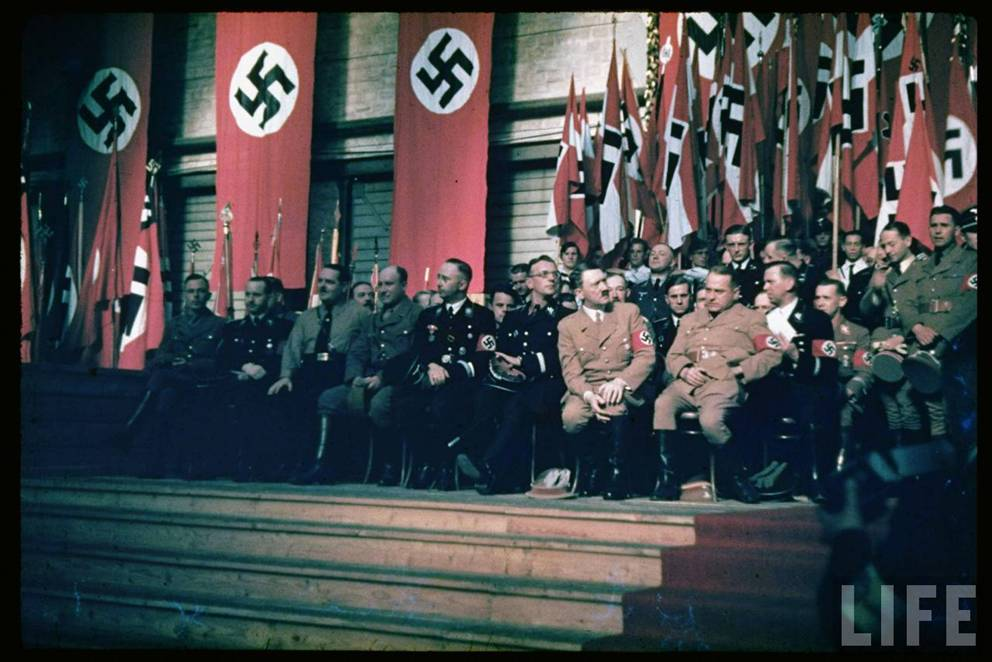 short history of pre hitler germany Adolf hitler was born on 20 peace plan with an impossibly short time limit in an effort to blame a phase of european history dominated by germany.