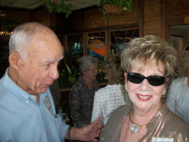 2011 Luncheon Group I  Sally Ann Castillo